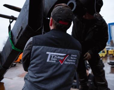 Die Arbeitskleidung von TTK GmbH
